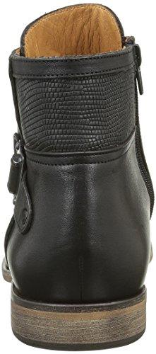 Classic Ankle Noir Boots 02 Kost Black Men's Fevres24 4pwZfE