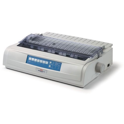 - OKIDATA microline ml421 9pin impact printer 570cps USB