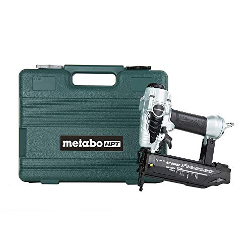 Metabo HPT NT50AE2MR 18-Gauge 2 in. Finish Brad Nailer Kit (Renewed)