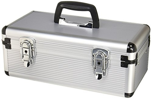 Small Aluminum Toolbox / Accessory Case, AM-35T by Oh!