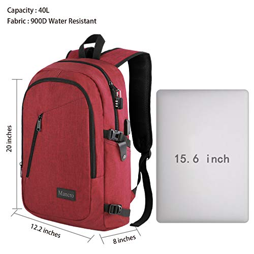 Jual Laptop Backpack For Women Middle High School Backpack Wusb