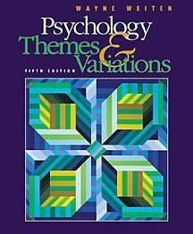 Psychology: Themes & Variations