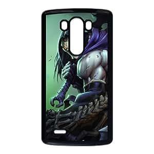 LG G3 Cell Phone Case White HASTUR GUTS J8C5HL