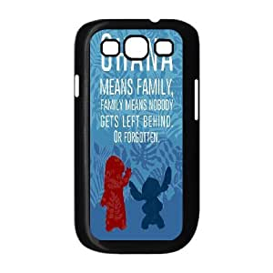 Lilo and Stitch Black Hard Case Protective Case 79 For Samsung Galaxy S3 At ERZHOU Tech Store