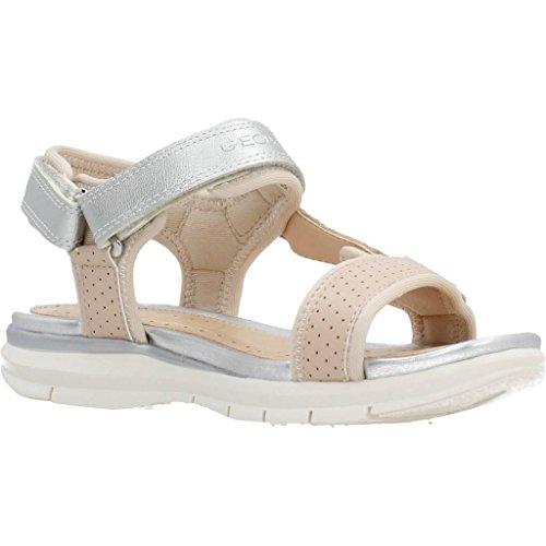 Sandalias y chanclas para ni�a, color Hueso , marca GEOX, modelo Sandalias Y Chanclas Para Ni�a GEOX SUKIE GD Hueso Hueso