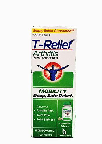 T‑Relief Arthritis Tablets 100 ct