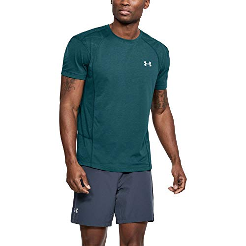 Under Armour Men's Threadborne Swyft Short Sleeve