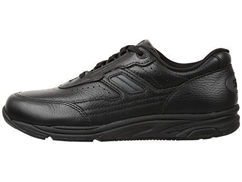 SAS Women's Tour Black Leather Shoe, Black 9 (W) Wide by SAS