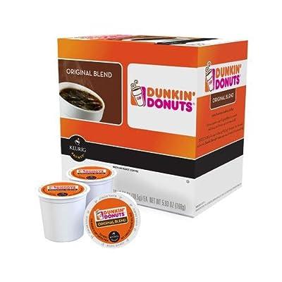 Keurig Green Mountain 120971 K-Cup Coffee, Dunkin' Donuts Original Blend, 16-Ct.