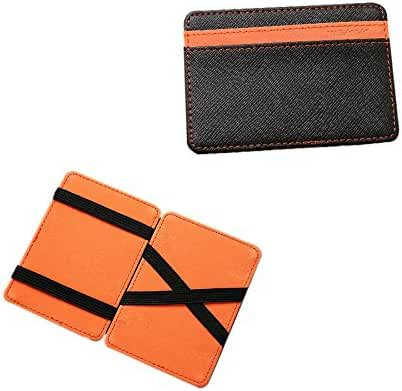 Foryee Mens Magic Wallet Credit 5 Id Case Holder