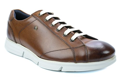 Base London Vector, Chaussures de Ville à Lacets Hommes