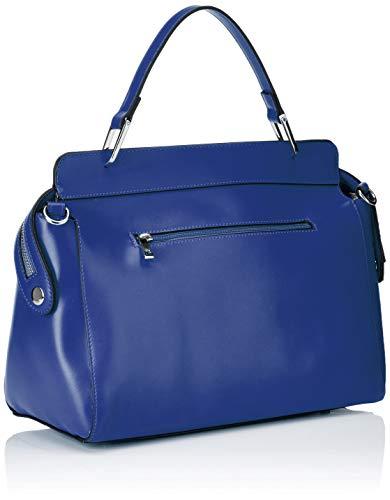 Blau dunkel Handbag Donna Mano Blu A Bulaggi Kayla Borsa 0PXqw884