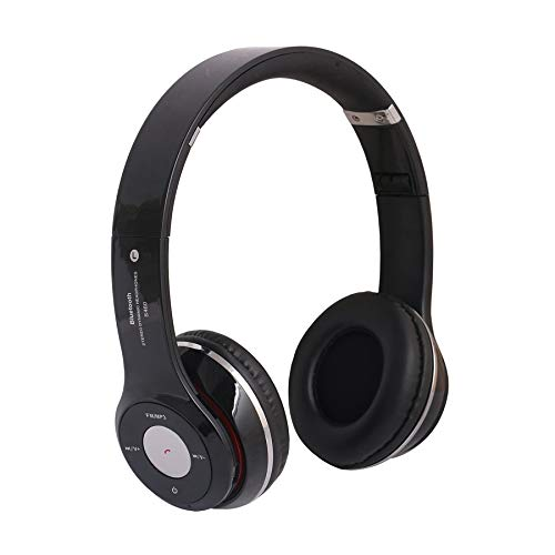 Life Like S460 Bluetooth Wired   Wireless Headphones With Tf Card/Mic/Fm Support