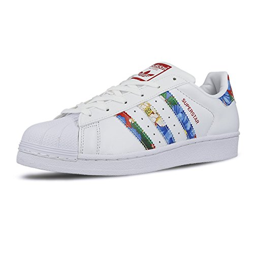 Bianco Unbekannt 40 Multi Uomo Sneaker xaSqaUA