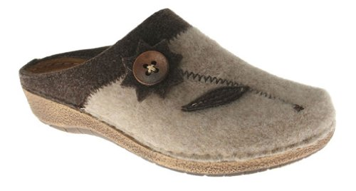 Picture of Flexus Women's Aries Clogs,Brown,37 M EU / 6.5-7 B(M) US