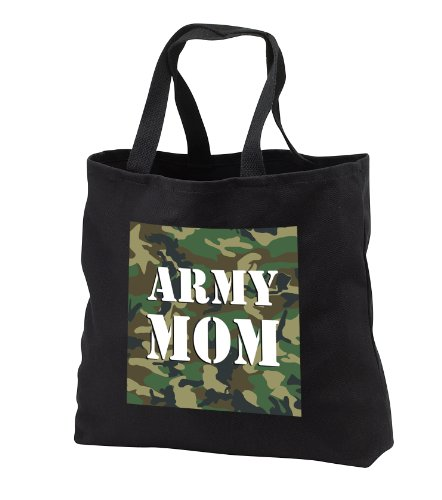Army Mom Tote Bag - 4