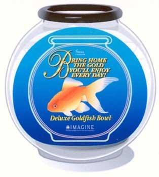 Imagine Small Plastic Deluxe Drum Bowl