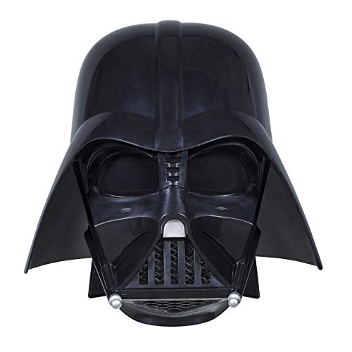 (Star Wars The Black Series Darth Vader Premium Electronic Helmet (Amazon Exclusive))
