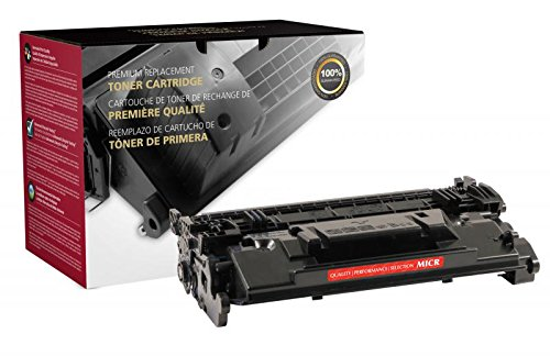 Inksters Remanufactured MICR Toner Cartridge Replacement for HP CF287A (HP 87A) - 9K ()