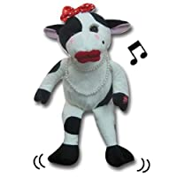 "Chantilly Lane 19"" Bessy Mae Singing Cow Sings ""Besame Mucho"" by Chantilly Lane"