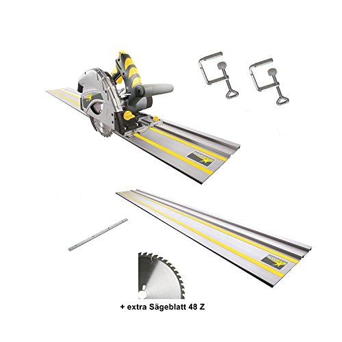 Tauchsäge divar 55 inkl.2x 70cm FS-Schiene+Zubehör