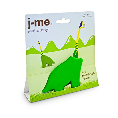 j me original design Toothbrush Dinosaur