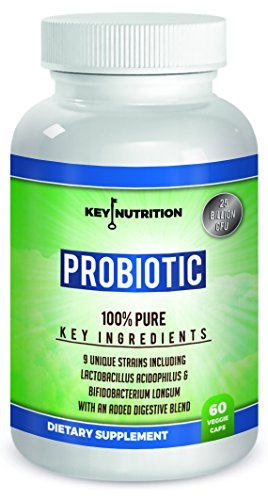 PROBIOTIC With Digestive Enzymes- 1500 Billion BEST Strain CFU Per Bottle With Digestive Enzymes For Maximum Absorption , Better Digestion , Immune Support and Overall Health