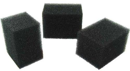 Replacement JBJ 12 Gallon Nano Cube Aquarium Sponge - 9 Pack Jbj 12 Gallon Nano Cube