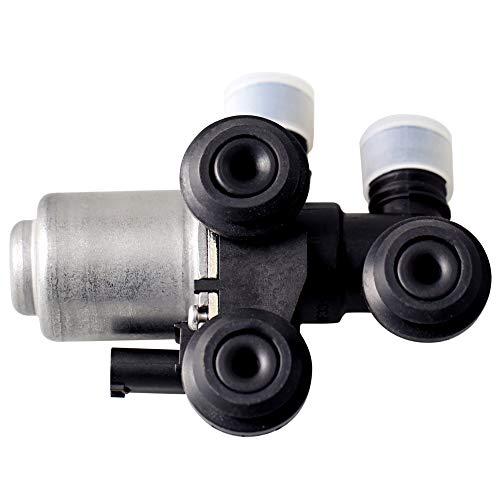 BOXI Heater Control Valve Solenoid for BMW E46 / E39 / E83 / 3 Series 5 Series X3 64118369805 64118369806