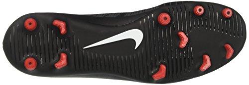 Nike Mænds Mercurial Vortex Fg Fodbold Klampen Sort Hvid Mørkegrå UqBVeP7A