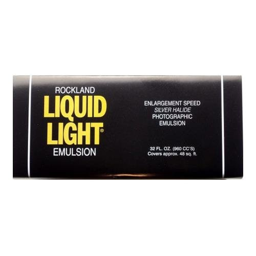 Rockland Colloid液体ライト、ブラック&ホワイトPhotographic Emulsion, 32oz。   B00023JE3Y