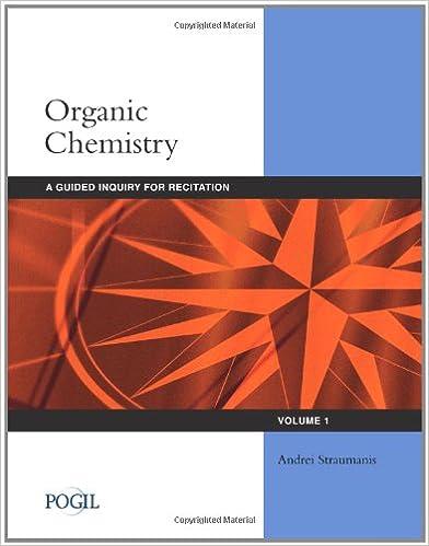 Ebooks gratuits en ligne télécharger pdfOrganic Chemistry: A Guided Inquiry for Recitation, Volume 1 RTF