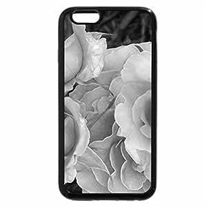 iPhone 6S Plus Case, iPhone 6 Plus Case (Black & White) - Stages