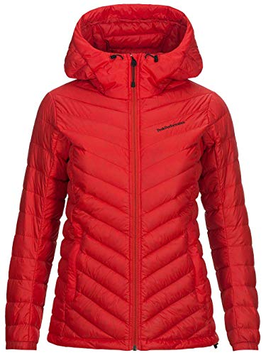 Chaqueta Frost Performance dynared Peak Rojo Mujer CqExw4175