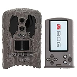 Best Epic Trends 41mKsceZ%2B7L._SS300_ BOG Invisible Flash and Infrared Game Cameras with Removable Viewing Screen, Image Tagging and HD Video for Hunting…