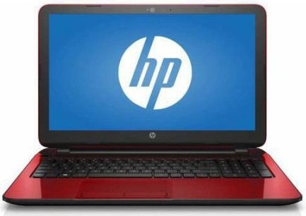 HP 15.6″ HD Laptop Computer, Intel Pentium Quad-Core N3540 Processor up to 2.66GHz, 4GB RAM, 500GB Hard Drive, DVDRW, Webcam, HDMI, RJ45, WIFI, Windows 10 Home, Flyer Red (Renewed)