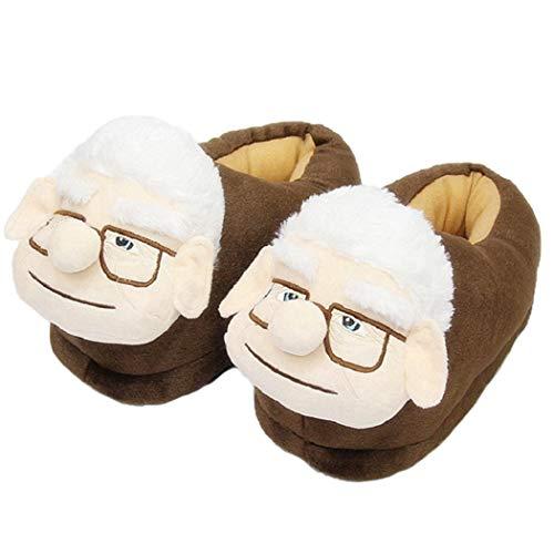 En Cartoon Cochon Pantoufles 01 Intérieur D'hiver Peluche Furry Bottes Maison Modèle Unisexe Mignon De Adulte Animal Chaussures wCAqTnvI