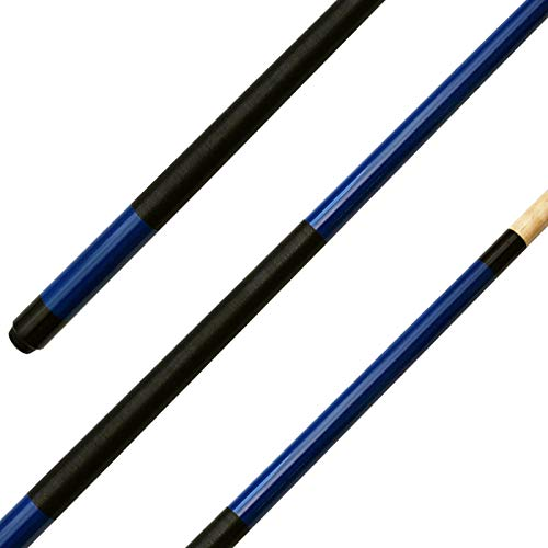 Blue Pool Cue | Personalize It with Free Custom Name Engraving