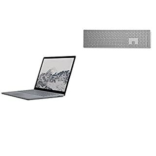 Surface Laptop i5 128GB Platinum + Surface Keyboard