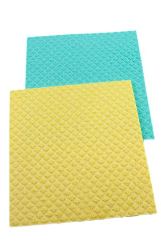 - Mr Clean Cellulose Sponge Cloth 2 Cloths Per Pack (Pack of 4)