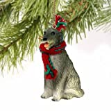 Irish Wolfhound Miniature Dog Ornament by Conversation Concepts
