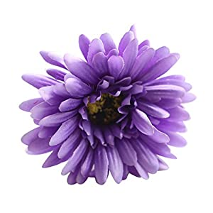 XWB Fashion Artifcial Simulation Bouquets Flowers Single African Daisy Fake Flower Silk Flowers Household Decoration Artificial Flower 9