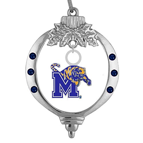 (Final Touch Gifts University of Memphis Logo Christmas Ornament)