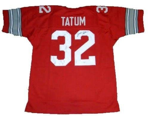 Autographed Jack Tatum Jersey - Osu #32 - JSA Certified for sale  Delivered anywhere in USA