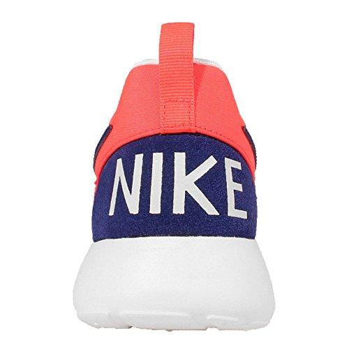 Nike Donne Wmn Roshe Uno Retrò, Cremisi Luminoso / Fedele Blu-vela-nero, Noi 7
