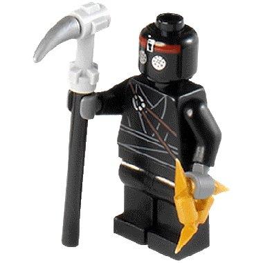 Amazon.com: LEGO TMNT - FOOTSOLDIER mit Staff Minifiguren ...