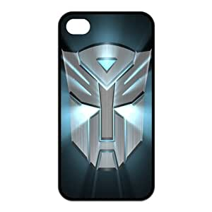 Transformers Printing iphone 4s Cases,Hard Silicone+PC Material, Case for iPhone 4 4s,Rubber Case Cover
