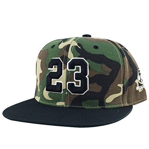 d48ace6105f24a Mens Womens Number  23 Custom Adjustable Fishing hat - Buy Online in Oman.