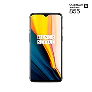 OnePlus 7 GM1900 256GB, 6.41 inches, Dual SIM, 12GB, Dual Main Camera 48MP+5MP, GSM Unlocked International Model, No Warranty (Mirror Gray 256GB+12GB) (Renewed)