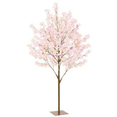 光触媒加工済み (春桜)240cm桜ツリースタンド(FLT2003MHI) B01LARB8N4